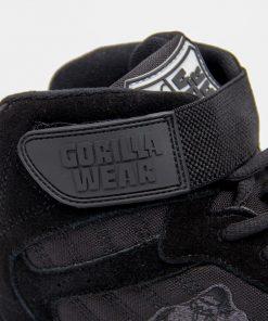 Gorilla Wear Schoenen Perry Zwart-4