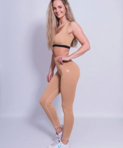High Waist Sportlegging Nude - Mfit 2