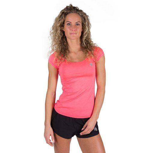 Gorilla Wear Cheyenne T-shirt Roze-1