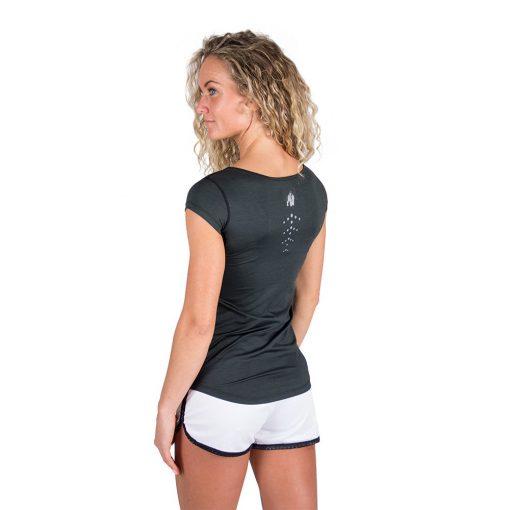 Gorilla Wear Cheyenne T-shirt Zwart-4