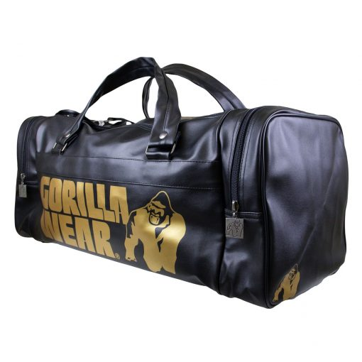 Gorilla-Wear-Gym-Bag-Goud