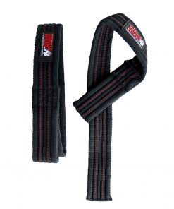 Gorilla-Wear-Hardcore-Lifting-Straps-Zwart