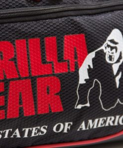 Gorilla-Wear-Jerome-Gym-Bag-Zwart-Rood-7