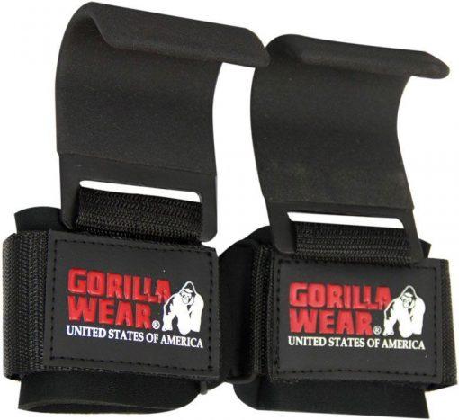 Gorilla-Wear-Weight-Lifting-Hooks-Zwart-2