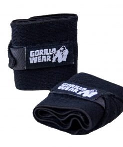 Gorilla-Wear-Wrist-Wraps-Basic-Zwart-1