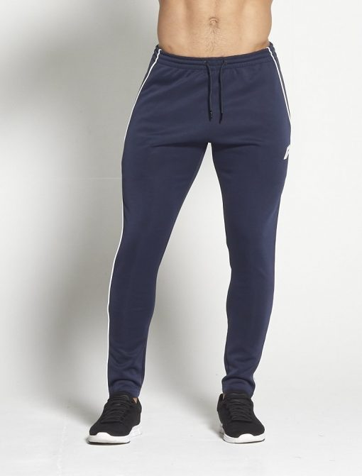 Fitness Broek Heren Blauw Breatheasy - Pursue Fitness-1