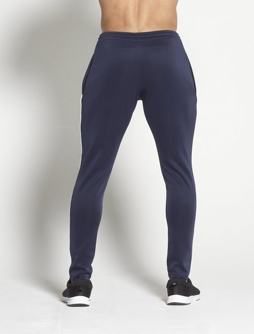 Fitness Broek Heren Blauw Breatheasy - Pursue Fitness-2
