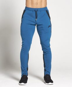Fitness Broek Heren Blauw Pro Fit - Pursue Fitness-1