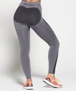 Fitness Legging Dames Zwart Seamless - Pursue Fitness-2