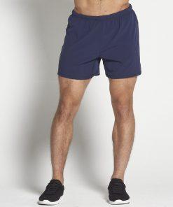Fitness Shorts Heren Blauw 6inch - Pursue Fitness-1
