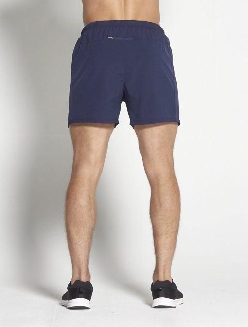 Fitness Shorts Heren Blauw 6inch - Pursue Fitness-2