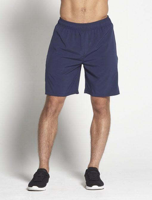 Fitness Shorts Heren Blauw 8inch - Pursue Fitness-1