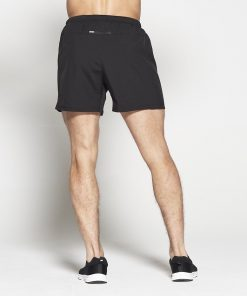 Fitness Shorts Heren Zwart 6inch - Pursue Fitness-2