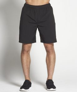 Fitness Shorts Heren Zwart 8inch - Pursue Fitness-1