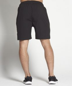 Fitness Shorts Heren Zwart 8inch - Pursue Fitness-2
