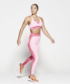 Fitness Top Dames Roze Seamless - Pursue Fitness-4