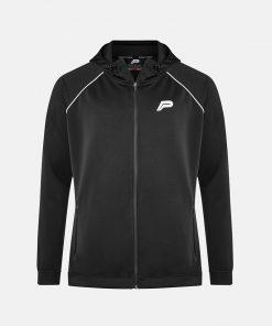 Fitness Vest Heren Zwart Breatheasy - Pursue Fitness-3