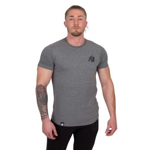 Bodybuilding-T-shirt-Bodega-Grijs---Gorilla-Wear-1