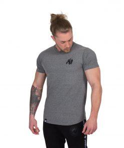 Bodybuilding-T-shirt-Bodega-Grijs---Gorilla-Wear-3