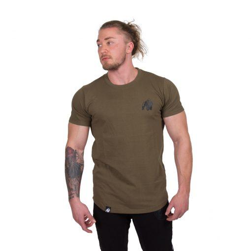 Bodybuilding-T-shirt-Bodega-Groen---Gorilla-Wear-1