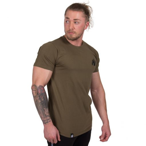 Bodybuilding-T-shirt-Bodega-Groen---Gorilla-Wear-3