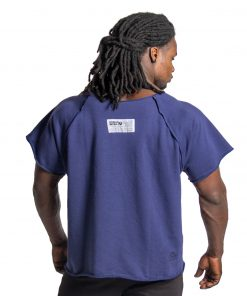 Bodybuilding-Work-Out-Top-Blauw---Gorilla-Wear-2