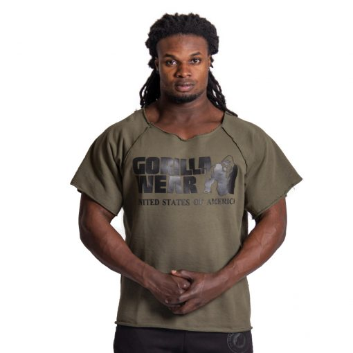 Bodybuilding-Work-Out-Top-Groen---Gorilla-Wear-1