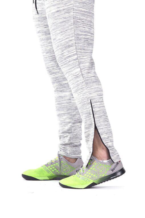 Fitness Broek Heren Basic Grijs-Fitness Authority-detail