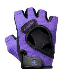 Fitness-Handschoenen-Vrouw-Flexfit-Paars---Harbinger-1