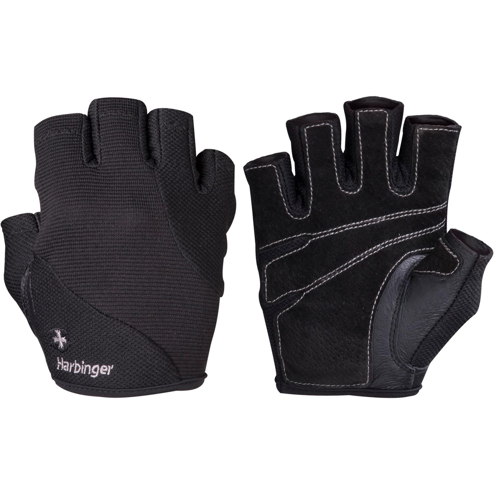 Fitness-Handschoenen-Vrouwen-StretchBack---Harbinger