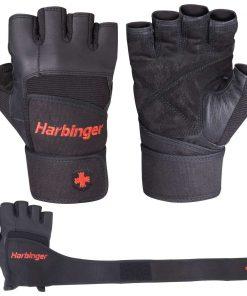 Fitness-Handschoenen-Wrist-Wrap---Harbinger-Pro
