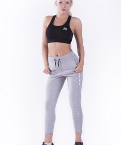 Sportbroek Dames Grijs - Fitness Authority-1