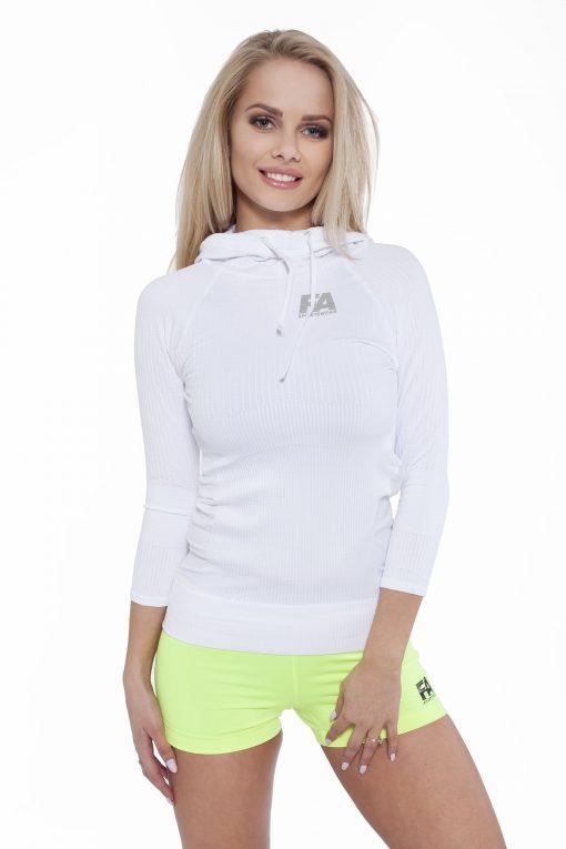 Sporttrui Dames Superstar Wit - Fitness Authority-1