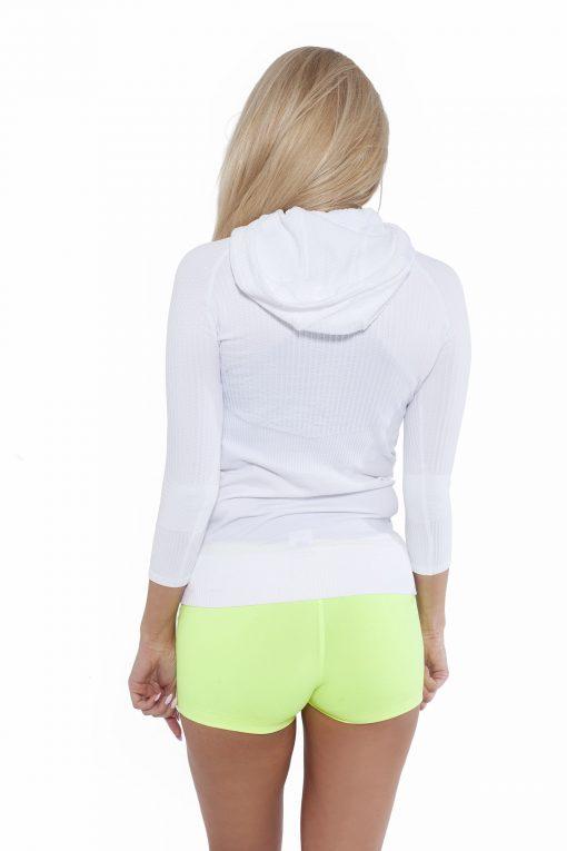 Sporttrui Dames Superstar Wit - Fitness Authority-2