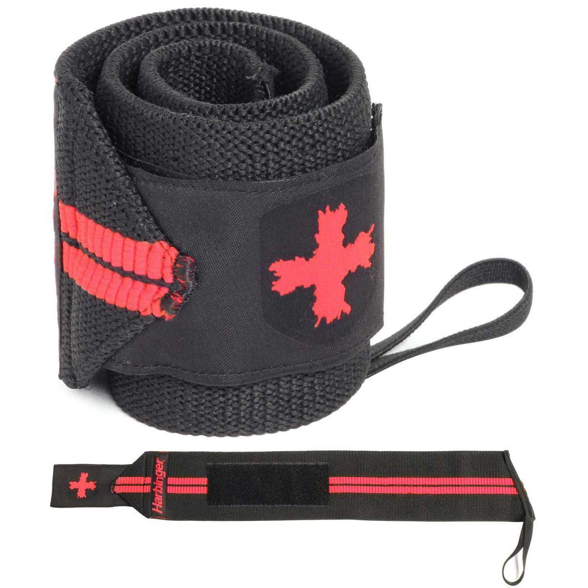 Wrist-Wraps-Red-Line-18-Inch---Harbinger