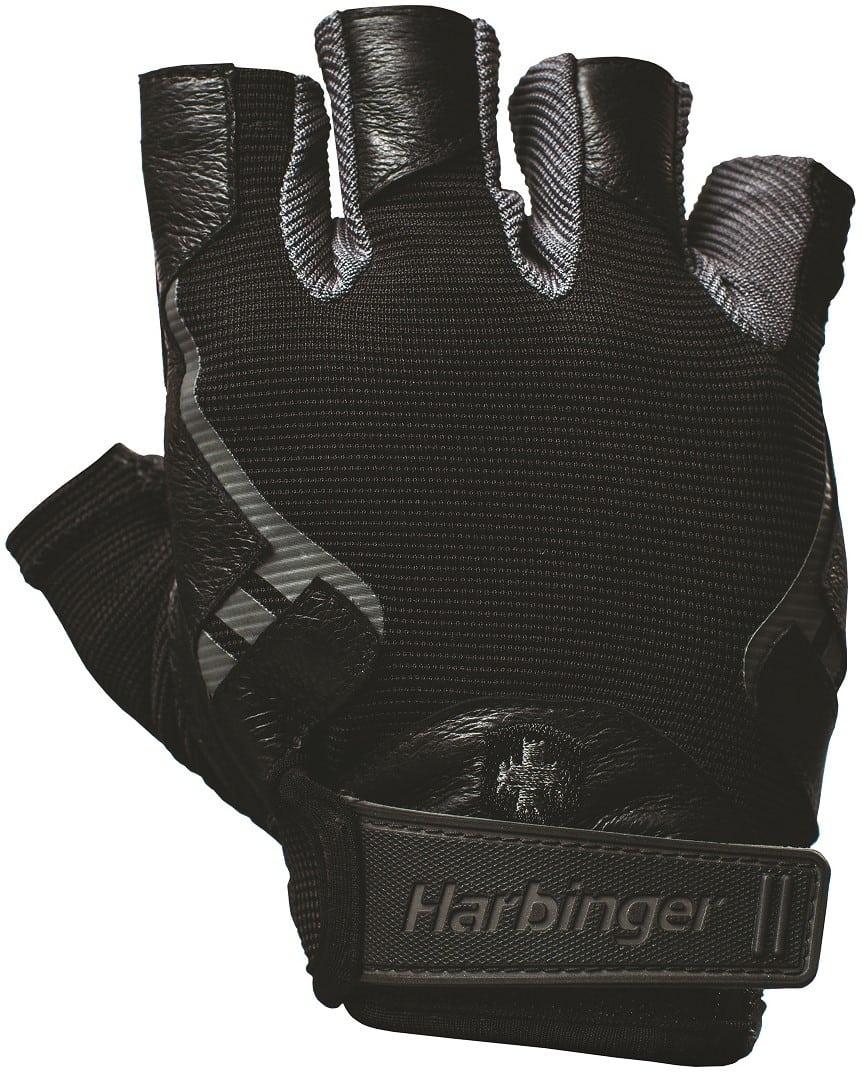 harbinger-pro-wash-dry-2-fitness-handschoenen-black