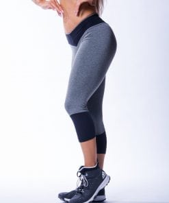 34 High Waist Sportlegging Mokka Nebbia 607 3