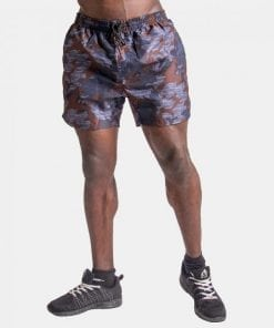 Fitness Shorts Bailey Blue Camo - Gorilla Wear -1
