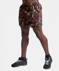 Fitness Shorts Bailey Brown Camo - Gorilla Wear-2
