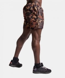 Fitness Shorts Bailey Brown Camo - Gorilla Wear-3