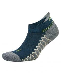 Fitness-Sokken-Blauw-Grijs---Balega-Silver