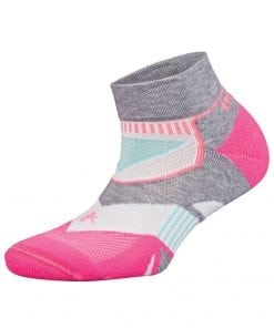Fitness-Sokken-Dames-Roze-Wit---Balega-Enduro-Low-Cut