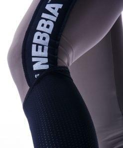 High Waist Sportlegging Mesh Mokka Nebbia 601 9 2