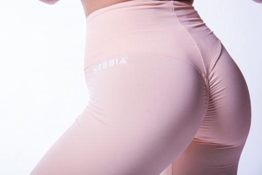 High waist Sportlegging Scrunch Butt Zalm nebbia 604 4 2