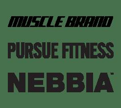 Resellers gezocht voor Nebbia Fitness, Pursue Fitness en Muscle Brand