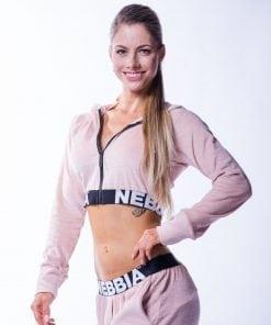 Sportvest Dames Velvet Zalm nebbia 636 5