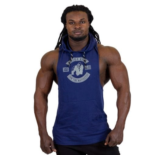 bodybuilding-hooded-tanktop-blauw-gorilla-wear-lawrence-1