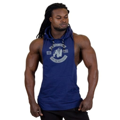 bodybuilding-hooded-tanktop-blauw-gorilla-wear-lawrence-3