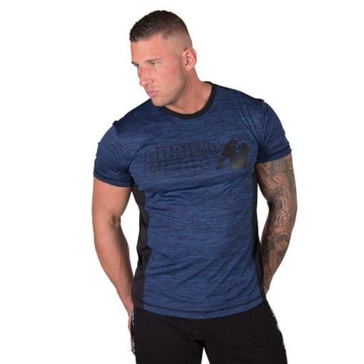 bodybuilding-t-shirt-mannen-blauw-gorilla-wear-austin-4