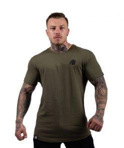 bodybuilding-t-shirt-mannen-groen-gorilla-wear-detroit-3